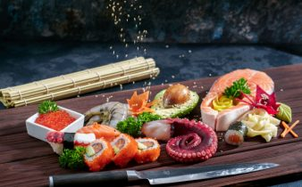 Las delicias de la comida japonesa - Sweetter