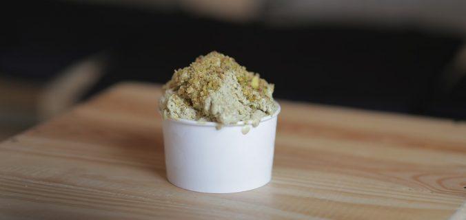 Helado de pistacho - Sweetter