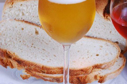 Pan de cerveza casero. Receta sencilla - Sweetter