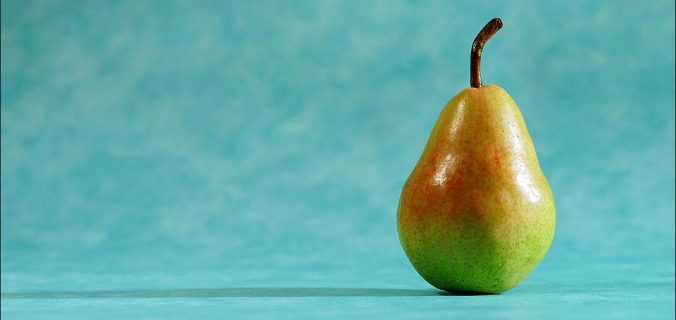 Jugo de pera, manzana y jengibre. Receta saludable - Sweetter