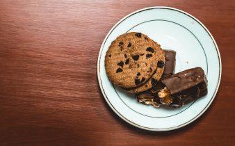 Galletas rellenas de chocolate - Sweetter