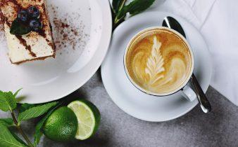 Pastel de café - Sweetter