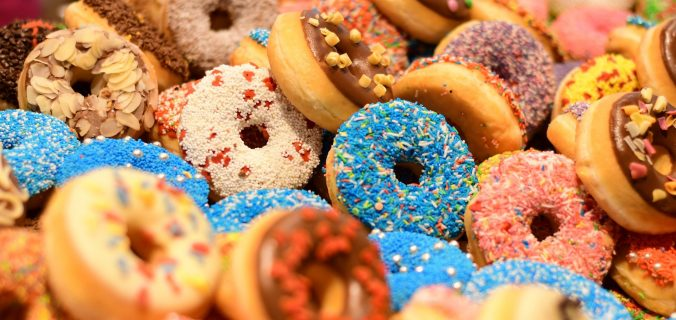 Donuts & Berlinas - Sweetter